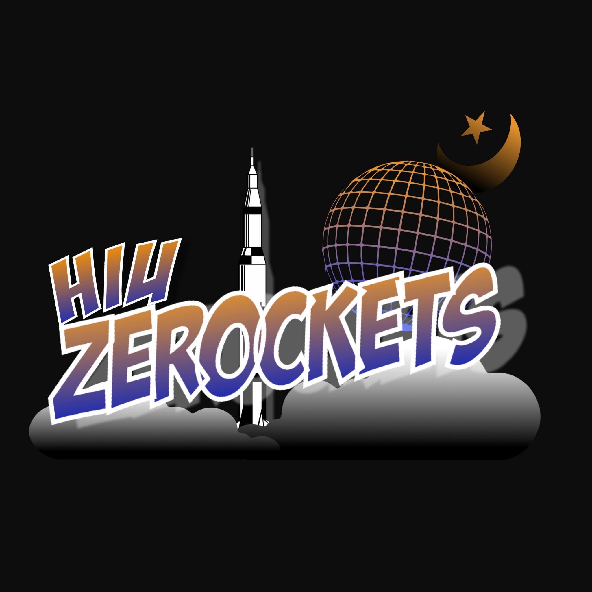 HIU ZEROCKETS.EXE ロゴ